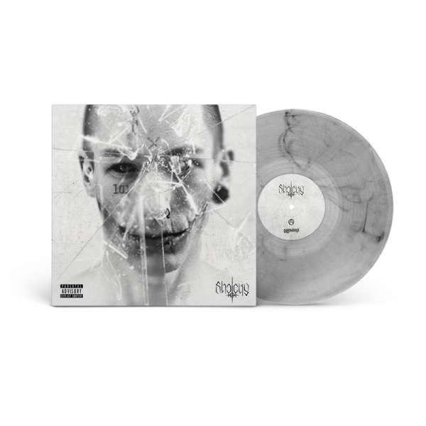 SHOCKY - 101 - Ltd. BLACK MARBLED Vinyl