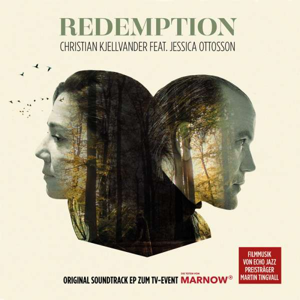 """CHRISTIAN KJELLVANDER/JESSICA OTTOSSON - Redemption (Soundtrack """"Die Toten von Marnow"""") - Digi-CD-EP"""