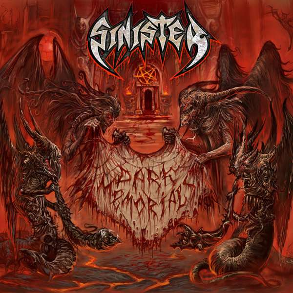 SINISTER - Dark Memorials - Ltd. Digipak-CD+DVD