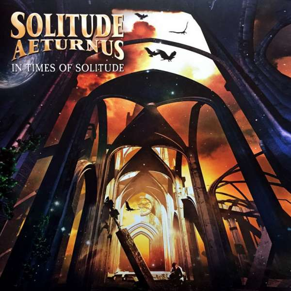 SOLITUDE AETURNUS - In Times Of Solitude (Demos/Early Days) - CD Jewelcase