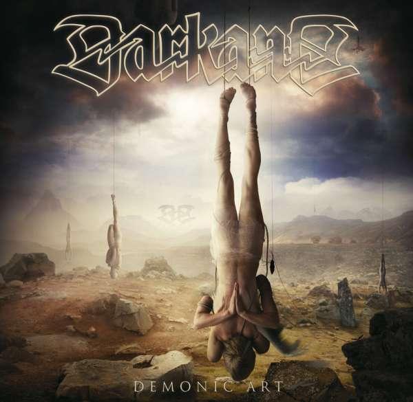 DARKANE - Demonic Art - CD Jewelcase