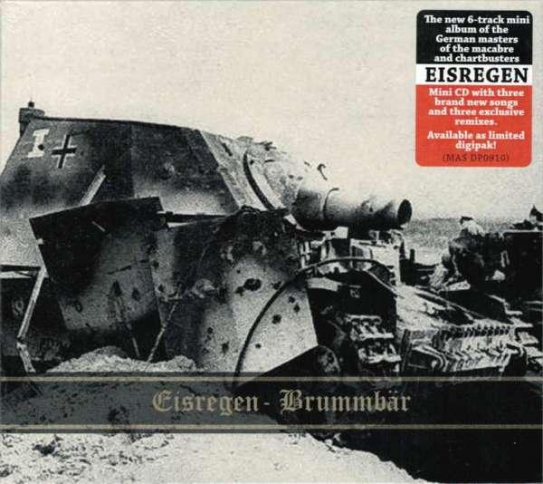 EISREGEN - Brummbär EP - Digipak-CD