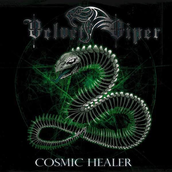 VELVET VIPER - Cosmic Healer - Digipak-CD
