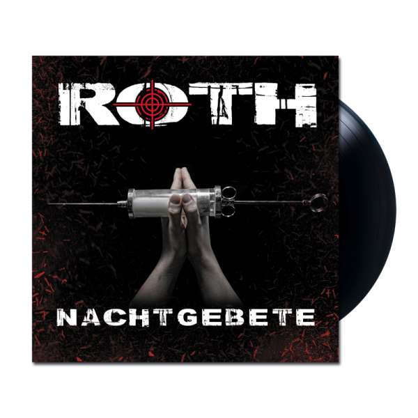 ROTH - Nachtgebete - Ltd. BLACK LP