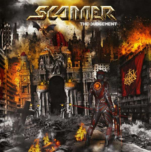 SCANNER - The Judgement - CD Jewelcase