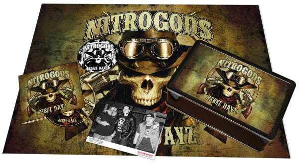 NITROGODS - Rebel Dayz - Ltd. Boxset