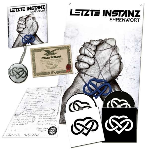 LETZTE INSTANZ – Ehrenwort - Ltd. Boxset - Exclusive!