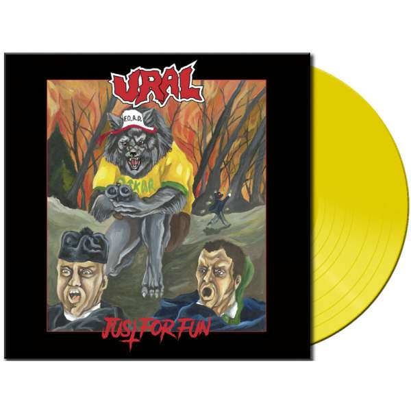 URAL - Just for Fun - Ltd. Yellow Vinyl
