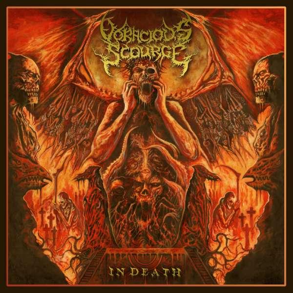 VORACIOUS SCOURGE - In Death - Digipak-CD