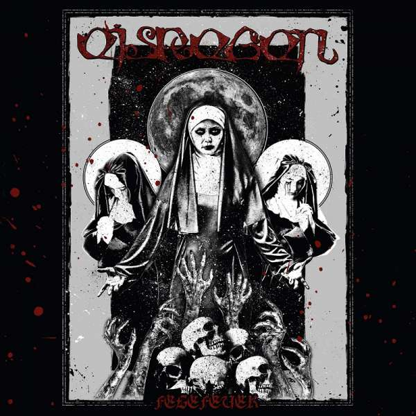 EISREGEN - Fegefeuer - Ltd. Gatefold BLACK LP
