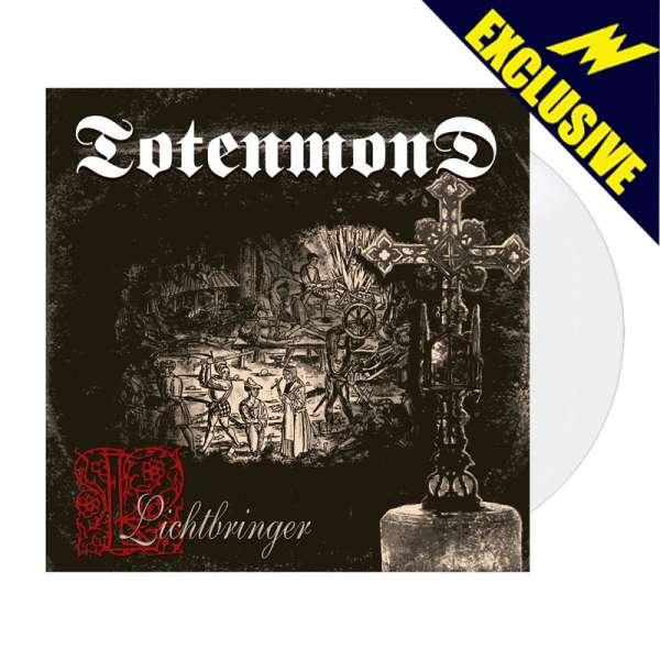 TOTENMOND - Lichtbringer - Ltd. WHITE LP - Shop Exclusive!
