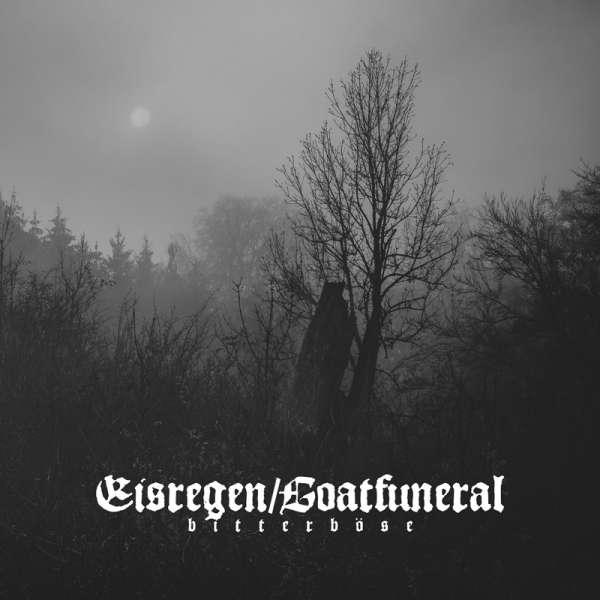 EISREGEN / GOATFUNERAL - Bitterböse - 2-CD Mediabook