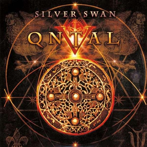 QNTAL - V: Silver Swan - CD Jewelcase