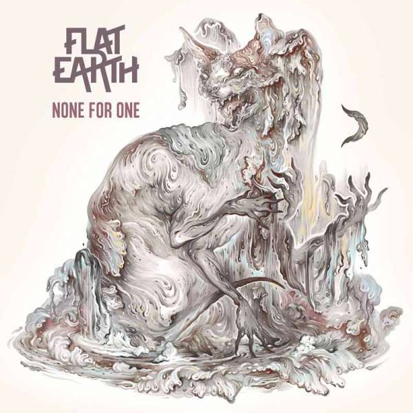 FLAT EARTH - None For One - CD (Jewelcase)