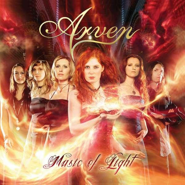 ARVEN - Music Of Light - CD Jewelcase