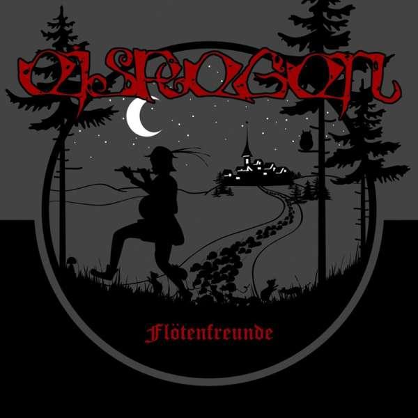"""EISREGEN - Flötenfreunde EP - Ltd. 10"""" Vinyl-MLP"""