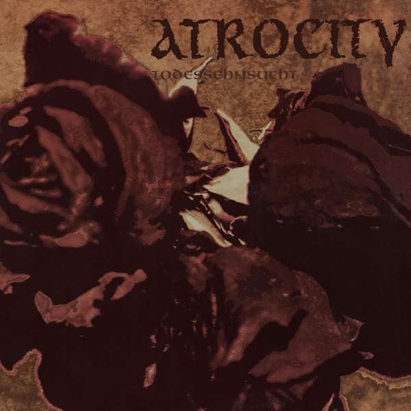 ATROCITY - Todessehnsucht (Re-release) - Ltd. RED LP
