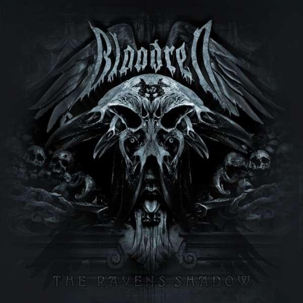 BLOODRED - The Raven's Shadow - Digipak-CD