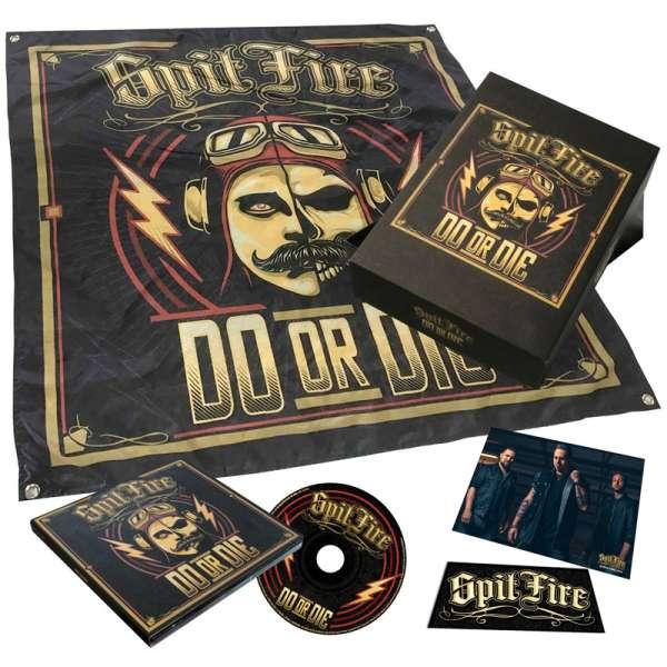 SPITFIRE - Do Or Die - Ltd. Boxset
