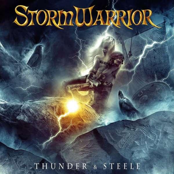 STORMWARRIOR - Thunder & Steele - CD Jewelcase