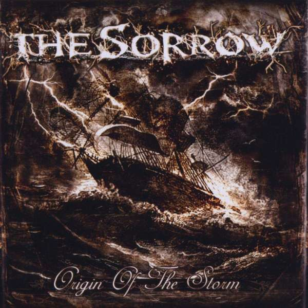 THE SORROW - Origin Of The Storm - Ltd. 2-CD-Digipak