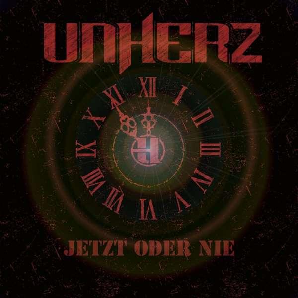 UNHERZ - Jetzt Oder Nie - Ltd. Digipak-CD