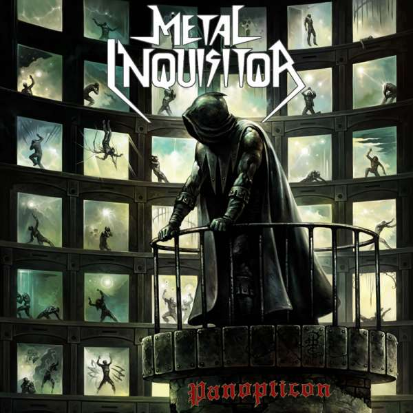 METAL INQUISITOR - Panopticon - Digipak-CD