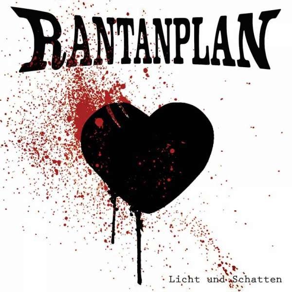 RANTANPLAN - Licht und Schatten - Digipak-CD (incl. 2 Bonustracks)