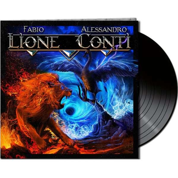 LIONE / CONTI - Lione / Conti - Ltd. Gatefold BLACK LP