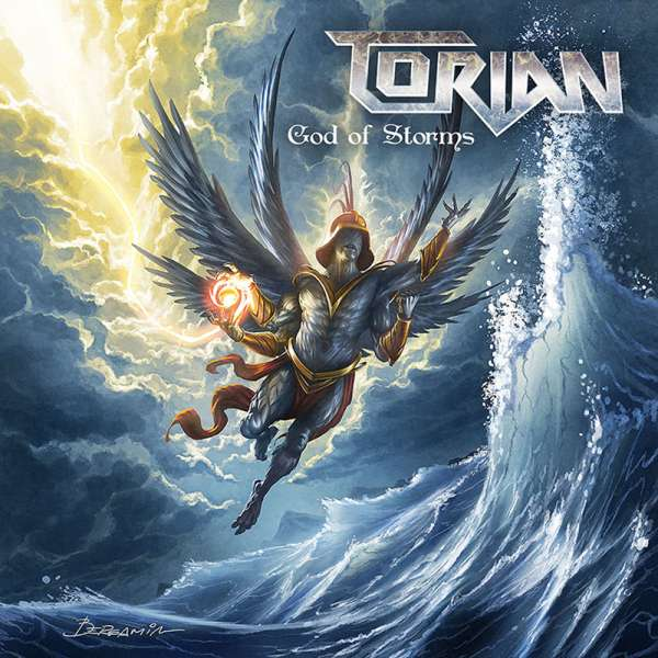 TORIAN - God Of Storms - CD (Jewelcase)