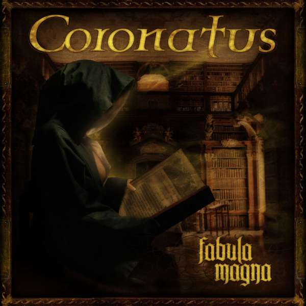 CORONATUS - Fabula Magna - Ltd. Digipak-CD