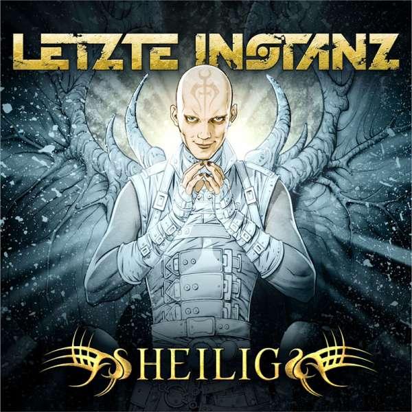 LETZTE INSTANZ - Heilig (Re-Release) - CD Jewelcase