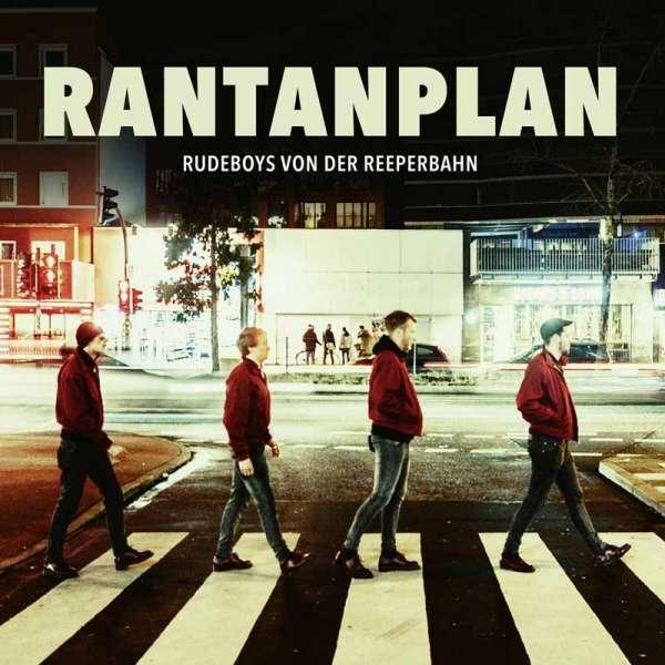 RANTANPLAN - Rudeboys von der Reeperbahn EP - MCD (Jewelcase)