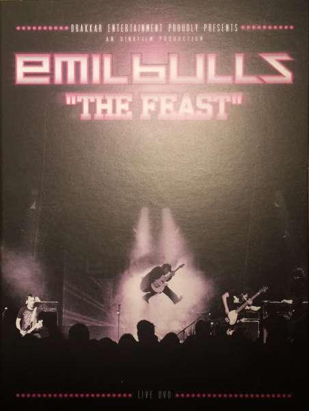 EMIL BULLS - The Feast - DVD+CD-Digipak