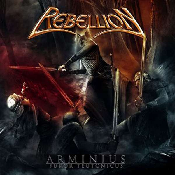 REBELLION - Arminius: Furor Teutonicus - CD Jewelcase