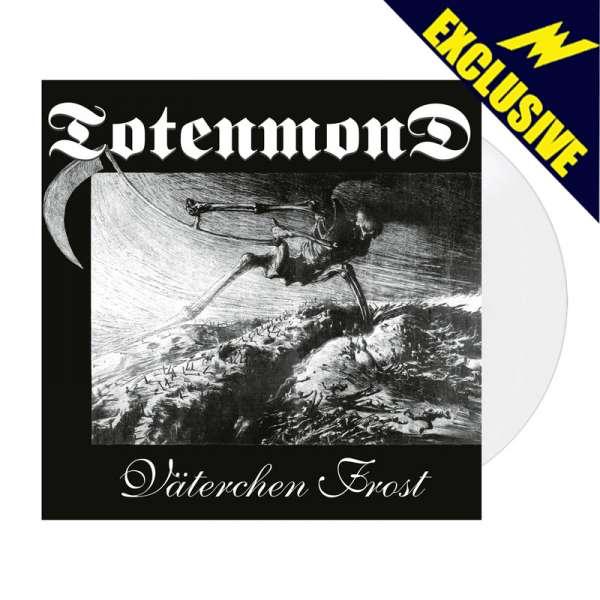 """TOTENMOND - Väterchen Frost - Ltd. WHITE 12""""-MLP - Shop Exclusive!"""