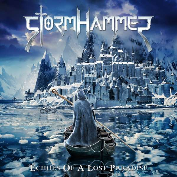 STORMHAMMER - Echoes Of A Lost Paradise - CD Jewelcase