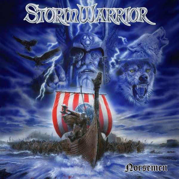 STORMWARRIOR - Norsemen - Digipak-CD