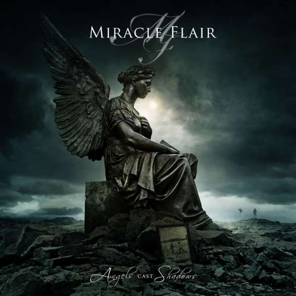 MIRACLE FLAIR - Angels Cast Shadows - CD Jewelcase