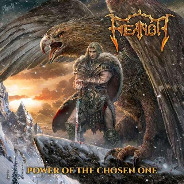 FEANOR - Power Of The Chosen One - Digipak-CD