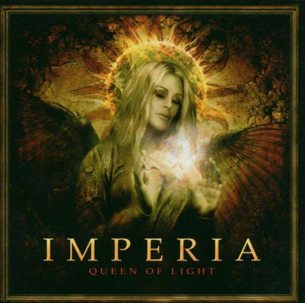 IMPERIA - Queen Of Light - Ltd. Digipak-CD
