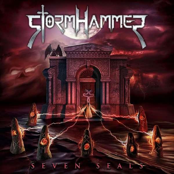 STORMHAMMER - Seven Seals - Digipak-CD