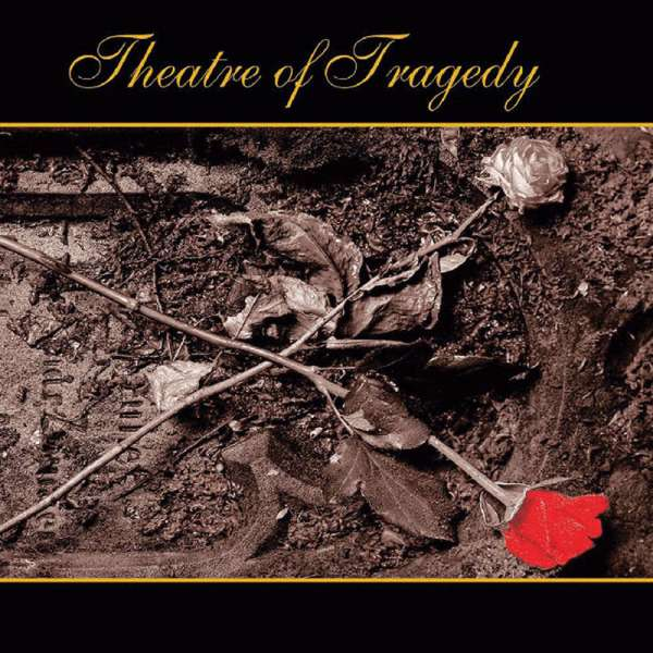 THEATRE OF TRAGEDY - Theatre Of Tragedy (Re-Mastered+Bonus) - Ltd. Digipak-CD