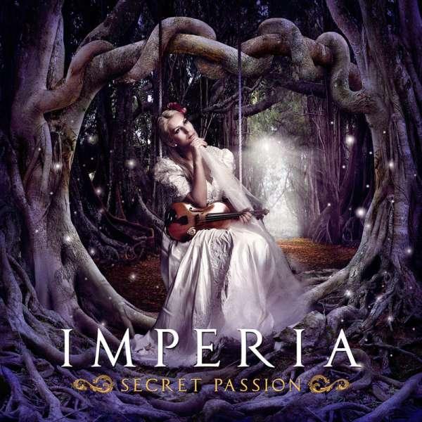 IMPERIA - Tears Of Silence - Ltd. Digipak-CD