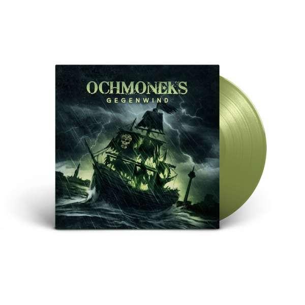 OCHMONEKS - Gegenwind - Ltd. YELLOW Vinyl