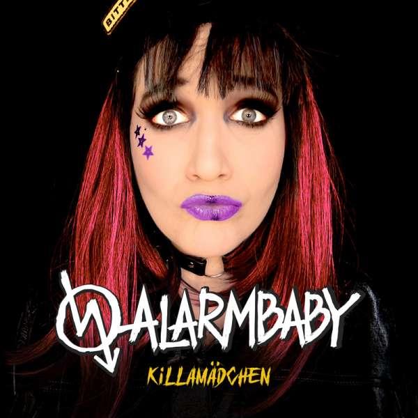 ALARMBABY - Killamädchen - Digipak-CD