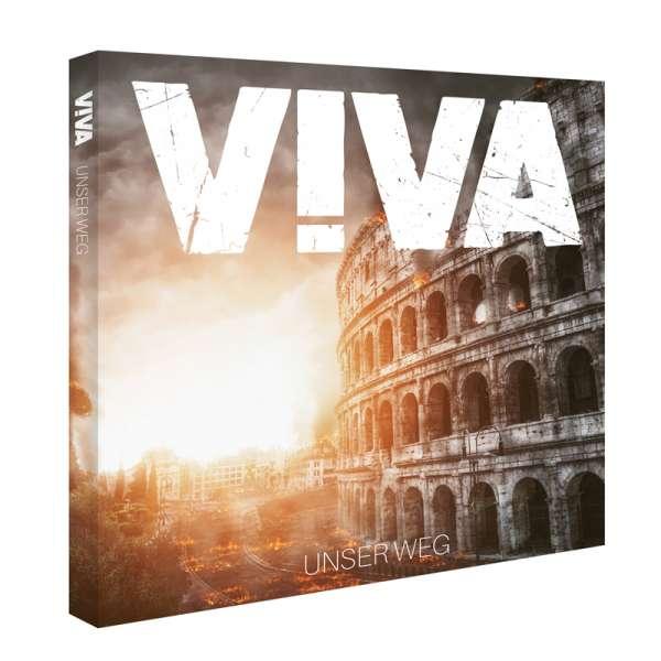 VIVA - Unser Weg - Digipak-2-CD
