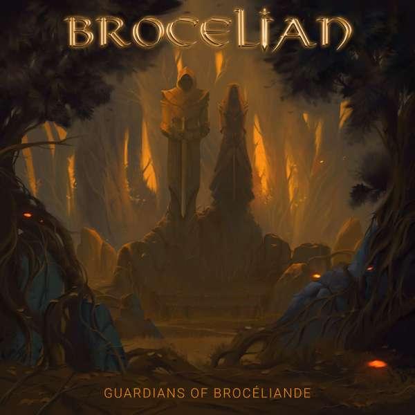 BROCELIAN - Guardians Of Broceliande - CD Jewelcase