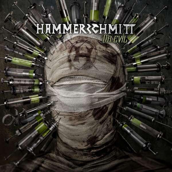 HAMMERSCHMITT - Dr. Evil - CD Jewelcase