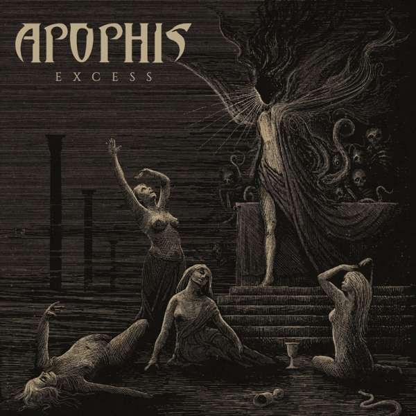 APOPHIS - Excess - Digipak-CD